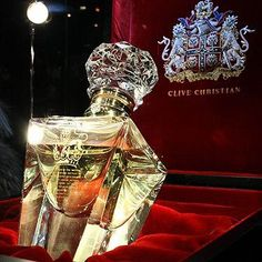 The Most Expensive Bottle of Perfume. (perfume) (expensive perfume) (most expensive perfume) (perfume for women) (perfume brands) Perfume Glamour, Perfume Fragrance, Expensive Taste, Most Expensive, Expensive Cars, Clive Christian Perfume, Parfum Chloe, Metal Nobre, Crystals