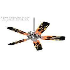Harley Davidson Ceiling Lights Ceiling Fan Skin Kit Fire House