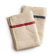 An absolute must-have in professional and home kitchens alike, sturdy kitchen towels are an ideal gift for the savvy cooks in your life. | CookingLight.com