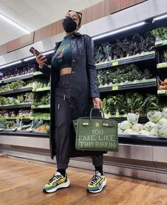 Chill Outfits, Dope Outfits, Stylish Outfits, Fashion Outfits, Winter Looks, Street Style Edgy, Black Girl Fashion, Fall Winter Outfits, Fashion Killa