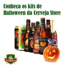Já está se preparando pra curtir o Halloween na semana que vem? Então dê uma olhada nos kits que a Cerveja Store montou especialmente para a data! Clique na imagem e peça já o seu preferido!