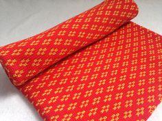 Baby Knit Blanket in Red /Wool Knit Blanket/ Knitted pram Blanket/ Cot Knit Blanket/ bedding/ Unisex Blanket/Stroller blanket/Wool Knit Crib by ToutPetitUK on Etsy