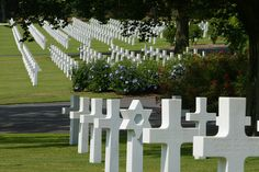 Lorraine American Cemetery - Saint-Avold, via Flickr - #Moselle #Lorraine #France More to discover on www.moselle-tourisme.com