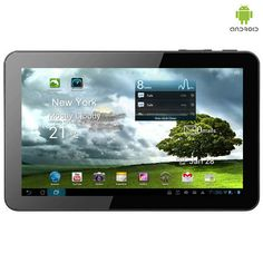"""'NEW MID Google Android 4.0 1.2GHz 4GB 7"""" Tablet PC' is going up for auction at  5pm Thu, Mar 7 with a starting bid of $25."""