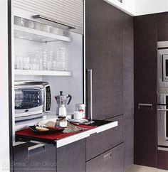 Recipe for Living - contemporary - kitchen - san diego - Lisa Wilson-Wirth, CKD