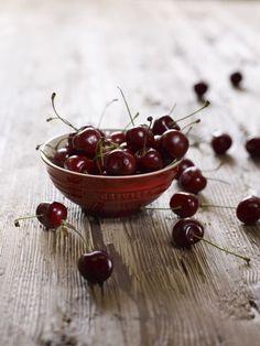 Le Creuset, Cherry, Fruit, Food, Live, Tutorials, Eten, Meals, Cherries