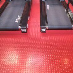 Endura Solid Color Rubber Floor Tiles....LOBBY