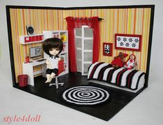 Diorama for Lati Yellow by style4doll