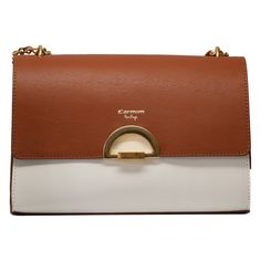 Bag / bolsas Bolsa tiracolo Bolsa de couro erika carmim - Carmim Store
