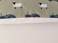 Cushion Cover in Sophie Allport On The Farm 14
