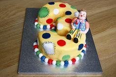 Mr Tumble birthday cake | Flickr - Photo Sharing!