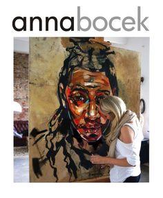 Anna Bocek - stunning paintings by Anna Bocek