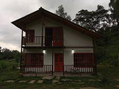 Casa campestre.
