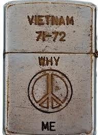 lighter from Vietnam war