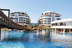 In dit 5-sterren all inclusive hotel Sherwood Dreams direct aan het strand zal het u aan niets ontbreken! De combinatie van ruime familiekamers, professioneel wellnesscenter, de uitstekende keuken, de vriendelijke en gastvrije service en de vele faciliteiten maken dat u hier met het hele gezin een heerlijke vakantie zult beleven. In het professionele wellnesscenter kunt u ontspannen in het verwarmbare binnenbad, sauna, Turks bad en stoombad. Officiële categorie *****