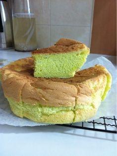 My Mind Patch: Pandan Sponge Cake (18cm)