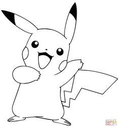 Pikachu from Pokémon GO