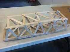 physics bridge building project