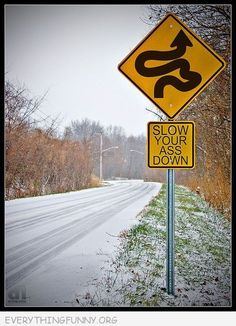 Funny and Unusual Road Signs | Funny Signs