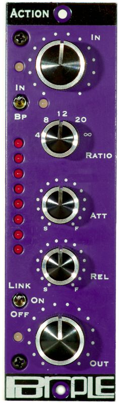 Purple Audio Action; $1450 for 2