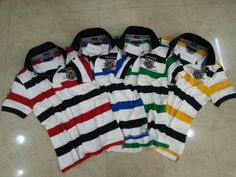 Tommy Stripped Polo's - for sale, contact us for more enquiry  sakthi.j2k1@gmail.com / 9884399880