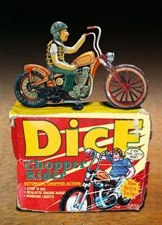 The Dirty Mag: Tin Toys r Us