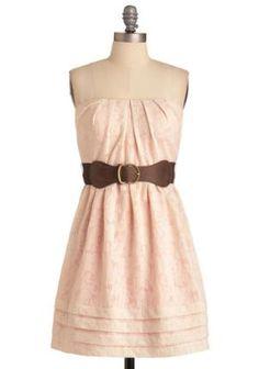 Soft and Sweet Dress | Mod Retro Vintage Dresses | ModCloth.com