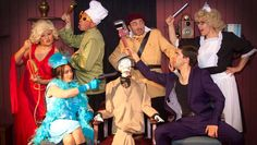Murder, Comedy & a Meal: Mystery Cafe Dinner Theatre, $32.25 - Save 50%