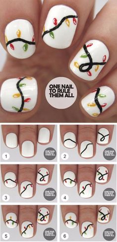 Who doesn't love properly manicured and well-groomed christmas nails. Ensuring you get as creative with your christmas nails as you are with your clothes is the industry of christmas nail art designs. Holiday Nail Art, Christmas Nail Art Designs, Xmas Nail Art, Christmas Design, Diy Xmas Nails, Snowman Nail Art, Snowman Cake, Nail Art Diy, Cool Nail Art