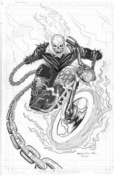 indiana jones and ghostrider coloring pages | ghost rider coloring sheets - Google Search | Art ...