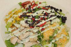 Ashley Mac's Spring Special! Southwest Grilled Chicken Salad with Cilantro Lime dressing! www.ashleymacs.com