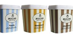 Mullins Ice Cream - Retail Products