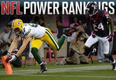 Parity is being taken to new extremes in 2012. The result? No elite class. Power Rankings have a new No. 1, but be careful, Don Banks warns: Heavy is the head that wears the crown.    1) Atlanta #Falcons  2) Baltimore #Ravens  3) New York #Giants  4) Houston #Texans  5) San Francisco #49ers