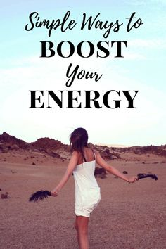 Are you wondering how to boost your energy? These simple tips will help you to give your everyday energy level the boost you need in your everyday life.
