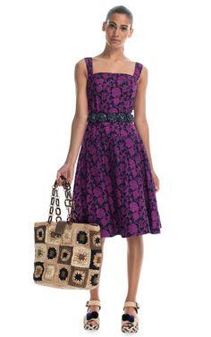 Jodie Dress by TORY BURCH for Preorder on Moda Operandi
