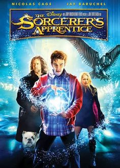The Sorcerer's Apprentice - this is another of cage's I like