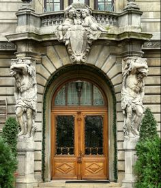 *Doors of Bucharest*  Ministry of Agriculture, Bucharest, Romania
