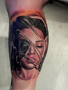 Rock Ink | Festiwal tatuażu Cropp Tattoo Konwent Tattoo Convention, Ink, Portrait, Tattoos, Tatuajes, Headshot Photography, Tattoo, Portrait Paintings, India Ink