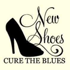 ....after another shot at new shoe shopping!