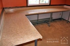diy desk plans simple how to build tutorial, for home offices, kids, study areas, mom, desktops, computer. We also sharing woodworking, rustic projects also with drawers #desk #workdesk