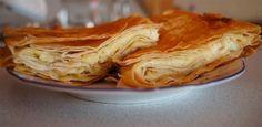лавашный пирог с сыром
