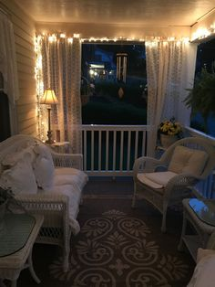 35 Cheap And Lovely Front Porches Furniture Ideas. See more ideas about porch furniture front porch bench ideas and front porch seating. Front porches and back patios are our favorite spots to relax in the warmer months. Make yours your favorite escape to Front Porch Seating, Screened In Porch, Front Porch Curtains, Porch Columns, Outdoor Patio Curtains, Front Porch Bench Ideas, Fromt Porch Ideas, Sheer Curtains, Farmhouse Front Porches