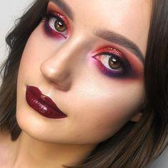 Angelika Violetta Łysoń (@violikamaluje) • Zdjęcia i filmy na Instagramie Makeup Inspo, Makeup Ideas, Beauty Makeup, Hair Makeup, World Photography Day, Eyeliner, Eyeshadow, Make Me Up, Smoky Eye