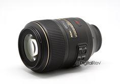 Nikon Nikkor AF-S 105mm f/2.8G IF-ED VR Micro - DigitalRev - save up for this one