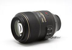 Nikon Nikkor AF-S 105mm f/2.8G IF-ED VR Micro - DigitalRev - save up for this one