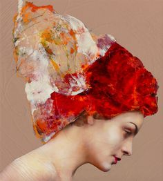 lita cabellut paintings - Google Search