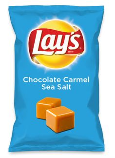 Wouldn't Chocolate Carmel Sea Salt be yummy as a chip? Lay's Do Us A Flavor is back, and the search is on for the yummiest flavor idea. Please cast a vote in favor of Chocolate Carmel Sea Salt flavor idea. https://www.dousaflavor.com See Rules.