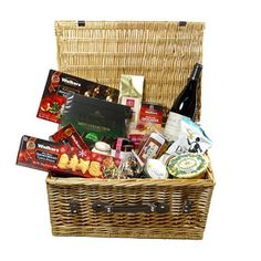 Aberfeldy Christmas Hamper -wee treats that add a Scottish flavour to Christmas