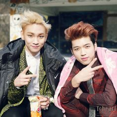 """""""Toheart"""" Woohyun and Key releases Debut Music Video for 'Delicious' #SM #Woollim"""
