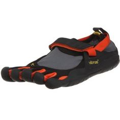 Vibram Fivefingers KSO Men's Shoe Black/Orange/Black) - Visit store to see price Vibram Fivefingers, High Top Sneakers, Shoes Sneakers, Crossfit Shoes, Water Shoes, Moccasins, Casual Shoes, Athletic Shoes, Footwear
